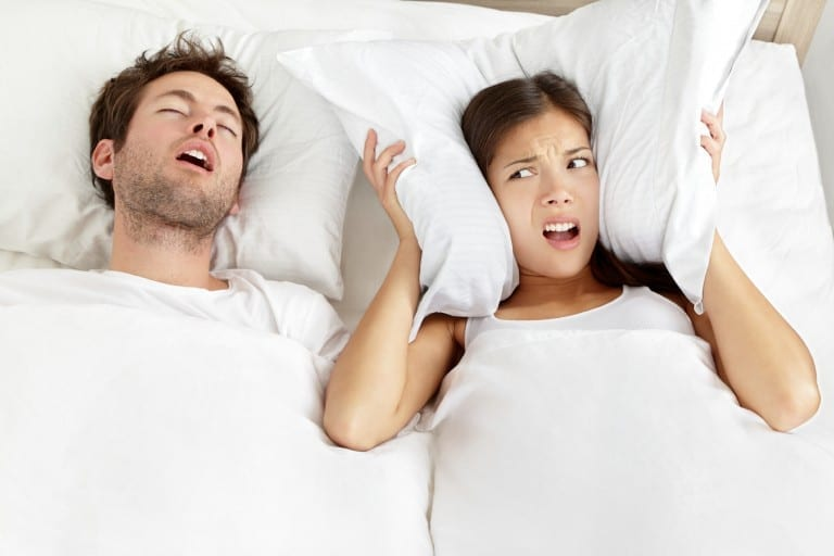 Read more about the article Treatment for Snoring from Your Dental Practice in Liverpool