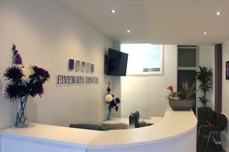 Dental Practice Liverpool Fiveways Dental
