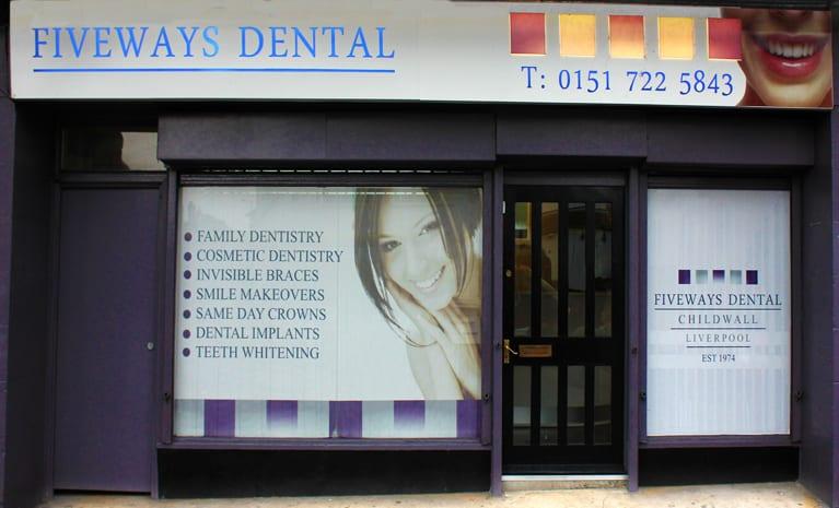 Fiveways Dental Liverpool